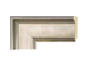 """O-81013 - 3 1/4"""" Silver Panel"""